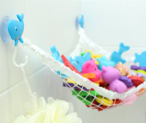 MiniOwls Bathtub Toy Storage Hammock product image