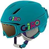 Giro Launch Combo Kids Snow Helmet w/Matching Goggles