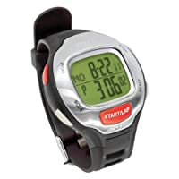 Pyle Sports Mens Marathon Runner Watch with Target Time Setting, Time Alert, 150 Lap Chronograph Memory by Pyle Sports