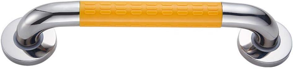 YAHAO Barandilla De Acero Inoxidable para Escaleras, Barandilla con Tacos De Metal, Soporte De Pared para Pasamanos De Acero Inoxidable Exterior, Balcón, Armadura,Yellow-48cm: Amazon.es: Hogar