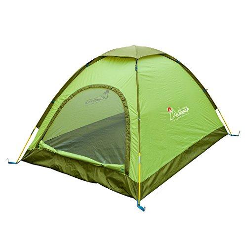 時代迷路弱点Mountaintop 1人ポップアップテントバックパッキング/ Kidsテント