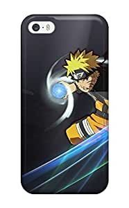 First-class Case Cover For Iphone 5/5s Dual Protection Cover Naruto Shippuden Desktop