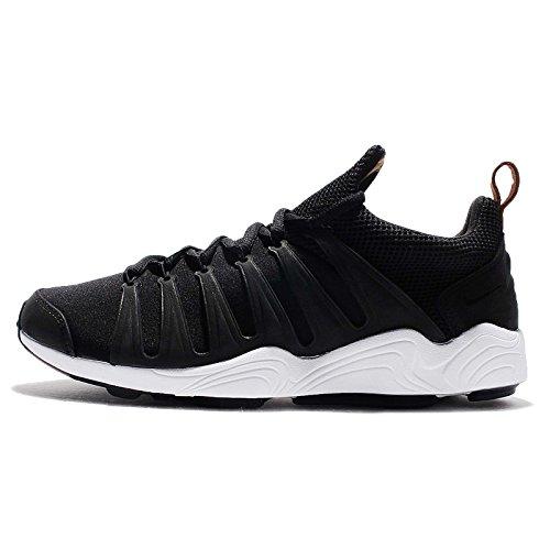 Nike - Zapatillas de Tela para hombre Black/Black/White/Hazelnut