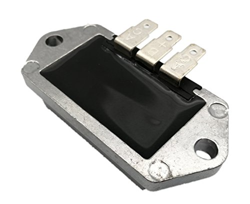 Voltage Regulator Rectifier (Tuzliufi Voltage Regulator Replace Kohler 8-25 HP Engine CH25 Replace 25 403 03 03-S 25 755 03 03-S 41 403 01 41 403 03 41 403 04 03-S 05 41 403 06 06-S 41 403 08 08-S 09 41 403 09-S 41 403 10 10-S Z2)