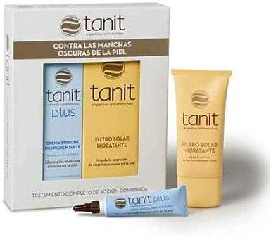 TANIT pack crema despigmentante tubo 15 ml + filtro solar ...