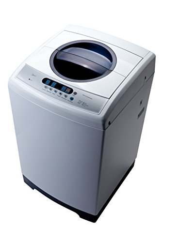 Price comparison product image midea MAE70-S1402GPS 2.07 cu. ft. Top Loading Portable Washing Machine, White