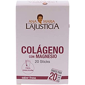 Amazon.com : Ana Maria LaJusticia Collagen with Magnesium - 450 Tabs ...