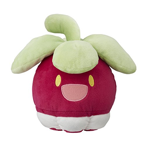 Pokemon Center Original Plush Doll Bounsweet / Croquine (Pokemon Sun & - In Disney Malls Orlando Near