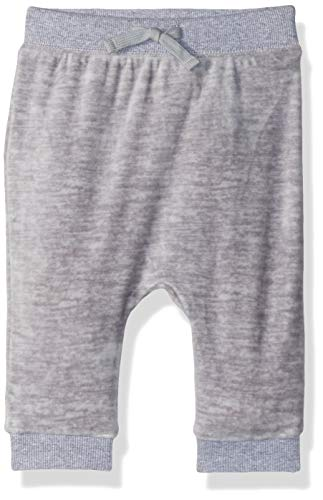 Gymboree Baby Velour Pants, Gray 18-24 Mo
