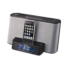 331e8d1a40 SRS-GCS10IP(iPod/iPhone対応 アラームクロック&FM/AMラジオ付きDock ...
