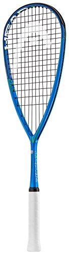 - HEAD Graphene Touch Speed 120 Slimbody Squash Racquet - Pre-Strung Even Balance Racket