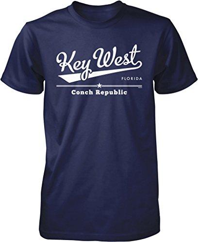 Key West, FL, Conch Republic Men's T-shirt, NOFO Clothing Co. XXL ()