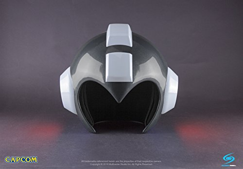 Capcom Mega Man Grey Mega Man Wearable Helmet