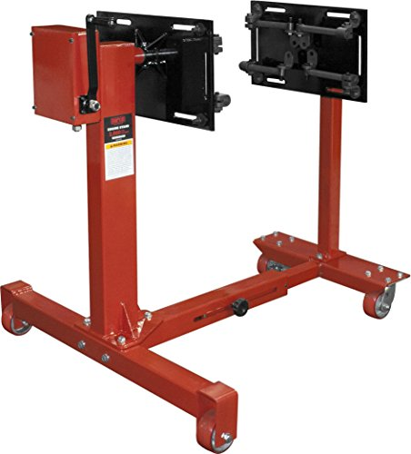 Norco Professional Lifting Equipment 78200A Heavy Duty 2000 Pound Engine Stand (Norco Jack Stands)
