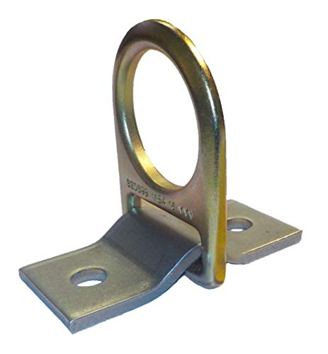 SafeWaze Floating D-Ring Anchor for Industrial and Construction Use, Fall Protection Device, OSHA/ANSI Compliant (FS888)