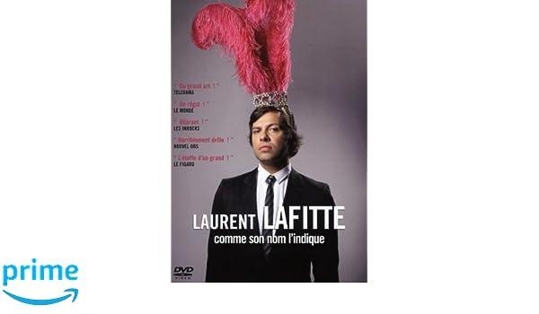 Amazon.com  Comme Son Nom L indique  Laurent Lafitte  Movies   TV 88e19aa5d916