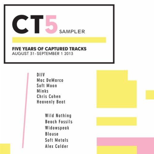 CT5 Sampler: Five Years of Cap...