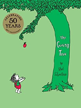 Giving Tree Shel Silverstein ebook product image
