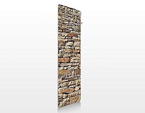 Apalis 67495 American – Perchero de Pared de Piedra Pared, 139 x 46 cm