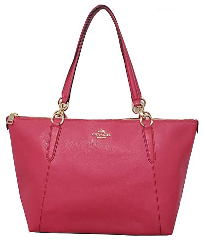 Coach Crossgrain Leather Ava Tote Bright ()