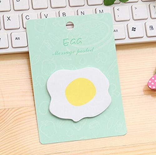 Office Decoration Wholesale Sticky Memo - 20Pack/Lot Breakfast Egg Bread Sushi Design Convenient Memo Pad Paper Sticker Stationery Office School Supplies Wholesale 1 Pcs ()