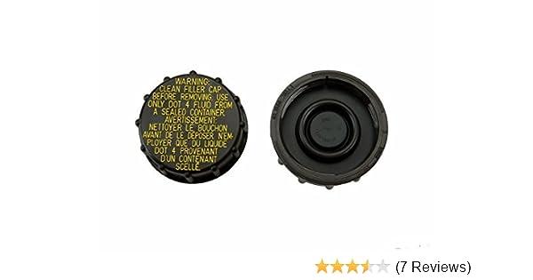 Dorman 42053 Master Brake Cylinder Reservoir Cap