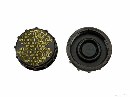Brake Master Cylinder Cap (Genuine Brake Master Cylinder Reservoir Cap 31317215)