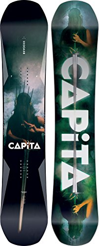 Capita Defenders of Awesome Snowboard Mens Sz 154cm