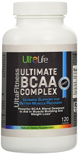 Ultimate BCAA Complex is a Powerful Blend of 3 of the Most Important Amino Acids--Leucine, Isoleucine & Valine--to Give You Ultimate Support for Quick Muscle Recovery. Taken Before & After Your Work-Outs, Ultimate BCAA Can Provide Your Body With Much Need