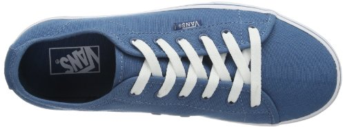 Bleu mode White Steel Vans Ferris mixte Blue Baskets enfant wq81UX8