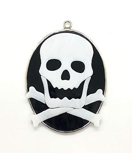 Switchables Glass Cover: Skull with