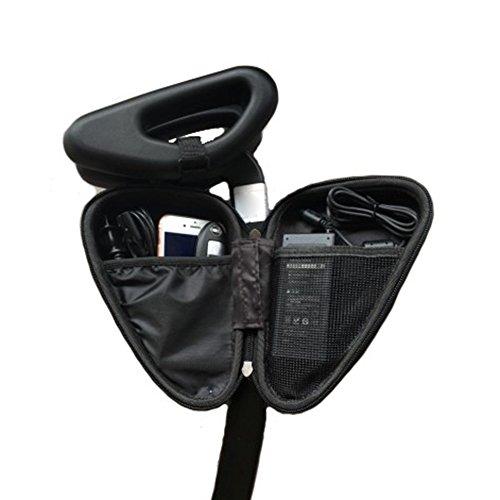 Lixada Hängende Dreieck Ladegerät Tasche/Balance Scooter Bag für Xiaomi Scooter, Abmessung: 19 * 13,5 * 7cm.(Nicht Eingeschlossen Scooter