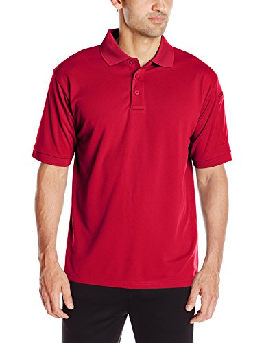 Propper Men's Uniform Polo Short Sleeve, Red, 3X-Large