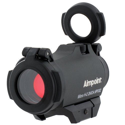 Aimpoint 200185 Standard Micro H-2, 2 MOA, Complete
