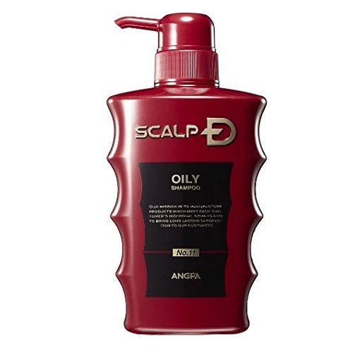 Price comparison product image SCALP D Medical Shampoo (Oily Skin Type) (11.83Fl Oz) (Japan Import)