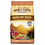 Whole Earth Farms Grain Free Salmon and Whitefish Recipe Dry Dog Food 12lb by Whole Earth Farms