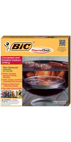 BIC Flamedisk by BIC