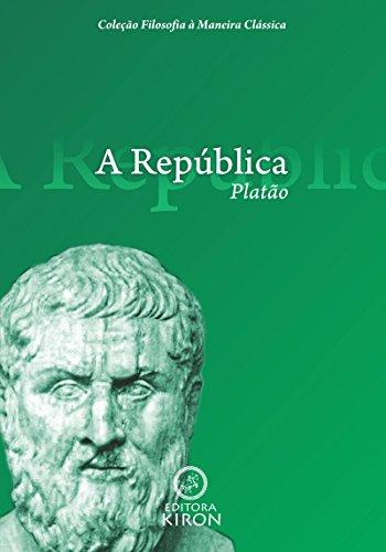 Resultado de imagem para a república de platão