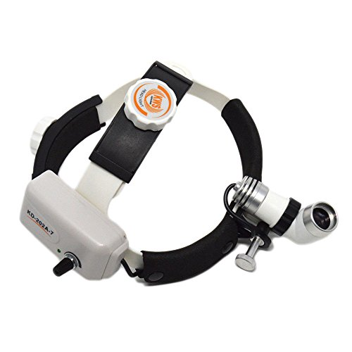 Doc.Royal 3W LED Head Light Medical Surgical Lamp All-in-one KD-202A-7 by Doc.Royal (Image #2)