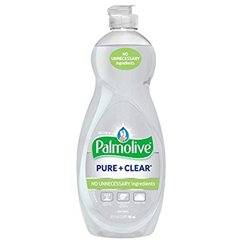 Palmolive Ultra Liquid Dish Soap Pure + Clear 32.5oz Pack (2) ()
