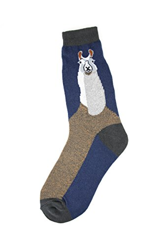 Foot Traffic Llama Women's Socks
