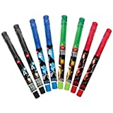 Cello Butter Gel Pen Special Marvel Avengers Hero and Disney Princes-Pack of 10