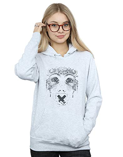 Mujer Capucha Drewbacca Deporte Gris Censorship Nouveau Absolute Cult xw1Pf