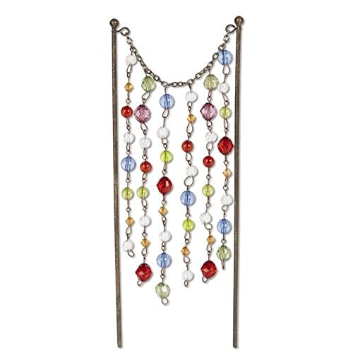 Studio M Gypsy Garden Beaded Curtain