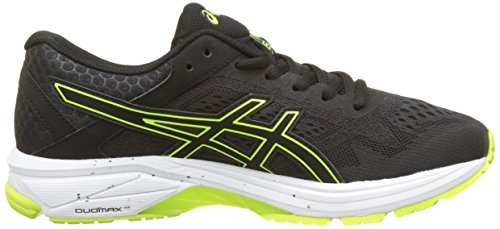 6 9007 Gt Black Safety Chaussures de Noir Yellow Black Homme 1000 Running Asics WgBRSS