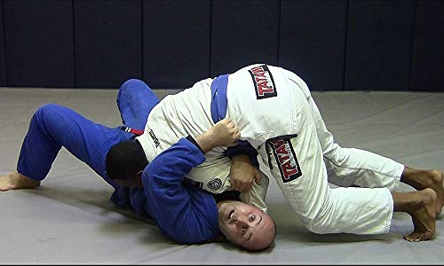 BJJ Basics Escaping Side Control