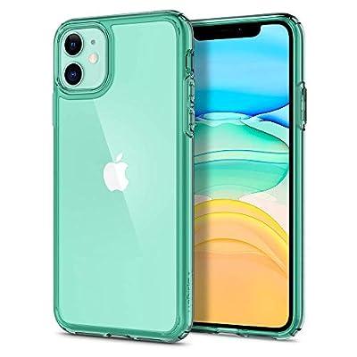 Spigen Ultra Hybrid Back Cover Case for iPhone 11 - Green Crystal