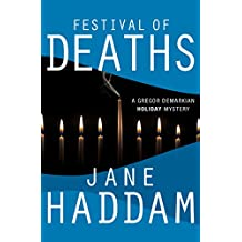 Festival of Deaths (The Gregor Demarkian Holiday Mysteries)