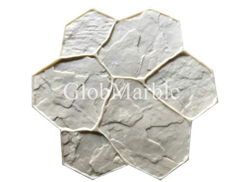 (GlobMarble Concrete Stamp Flex SM)