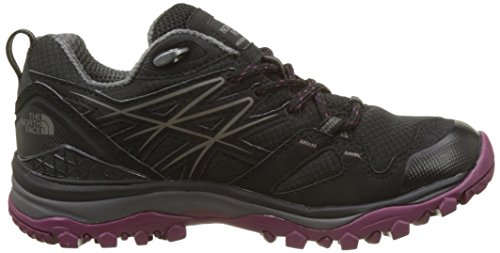 The Mujer W de Negro Purple Black Face EU Amaranth Senderismo GTX Tnf Hedgehg North Zfx para Zapatillas Fp rPr8wE4pq